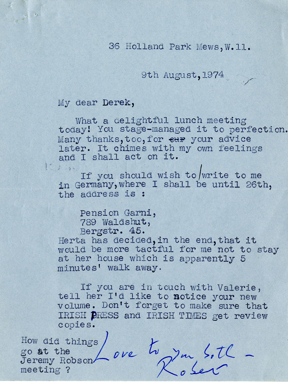 c7951571b5c5d1 GreacenStanford001 Letters to Stanford Greacen Estate 1970 ...